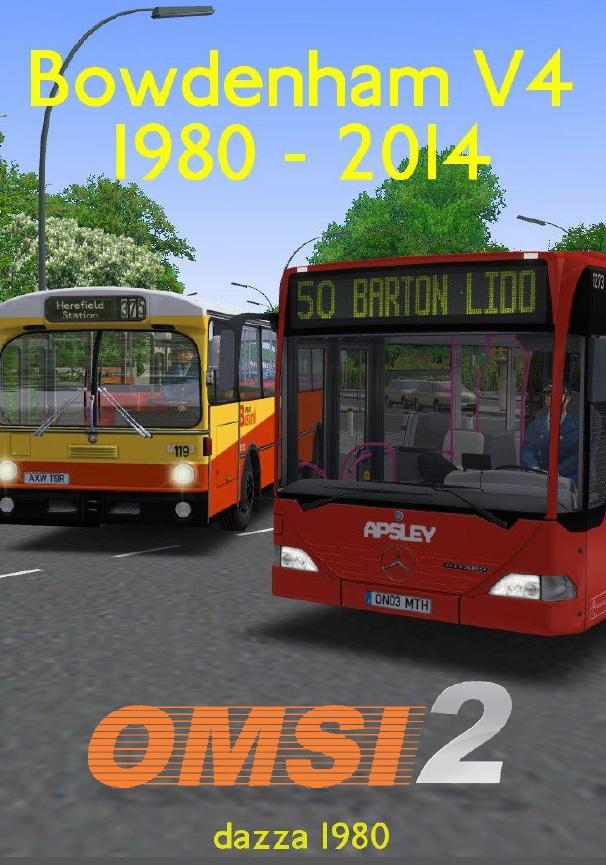 OMSI Maps: Bowdenham 4 0